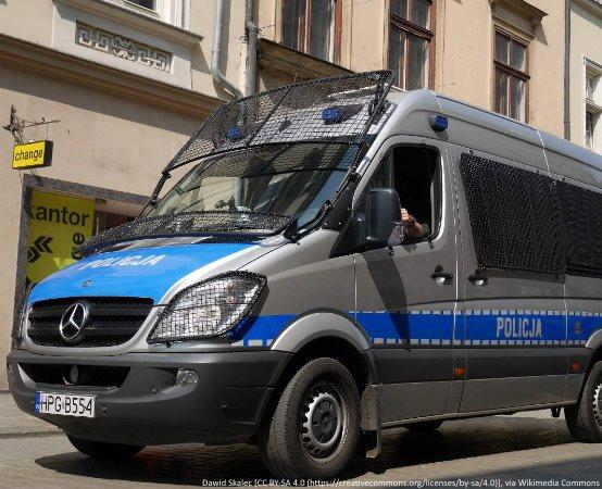 Policja Świętochłowice: Zabezpieczali wizytę Premiera