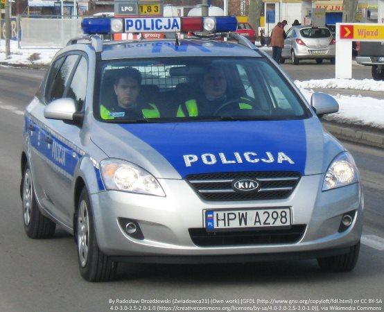Policja Świętochłowice: Dozór policyjny za kradzież rozbójniczą